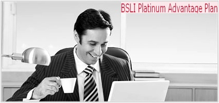 BSLI Plantinum Advantage plan